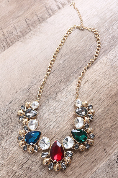 Jewels Statement Necklace