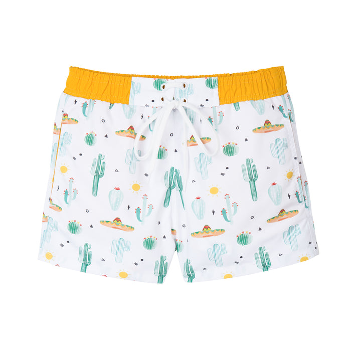 Short de bain Anti UV - L'univers Cactus