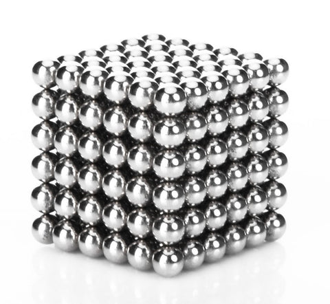 Magnetic Cube Balls 3mm 216pcs - HonestMonkeys