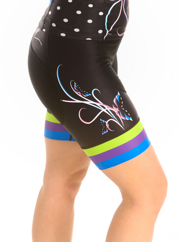 Fiercely WILD Tri Shorts