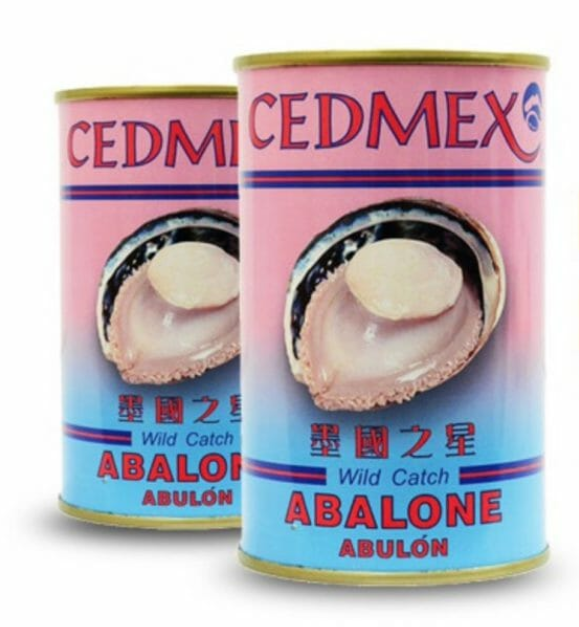 CEDMEX Mexico Wild Catch Abalone - Evergreen Seafood