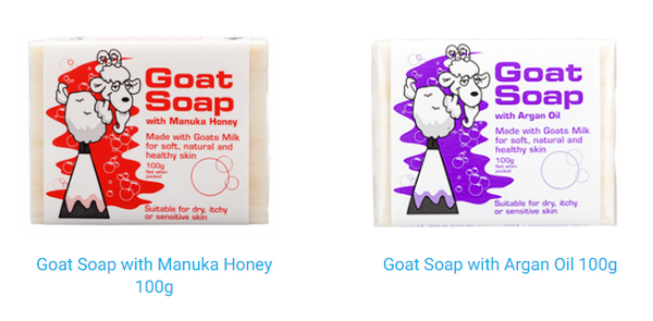 Australia Goat Milk Soap Gift Set - Evergreen Seafood