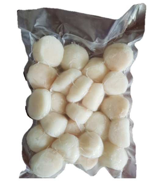 Buy Frozen Canadian Scallops Online for Delivery - Evergreen Seafood Singapore