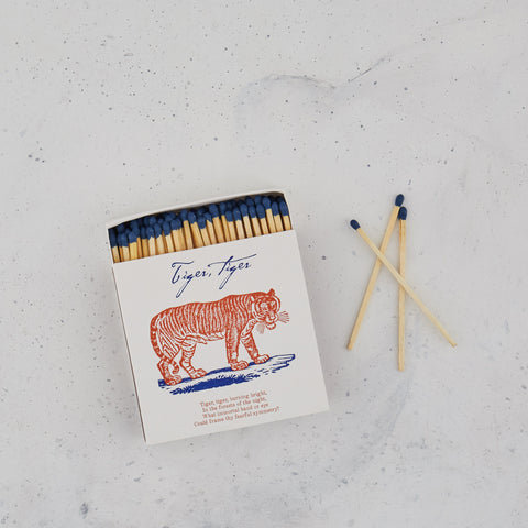 SQUARE TIGER MATCHES