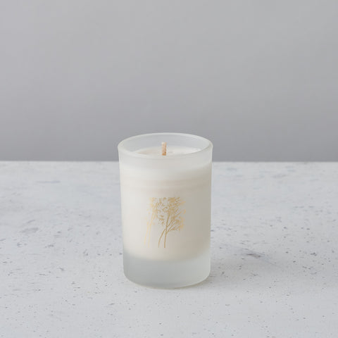 MINI BAMBOU & SEA SALT CANDLE