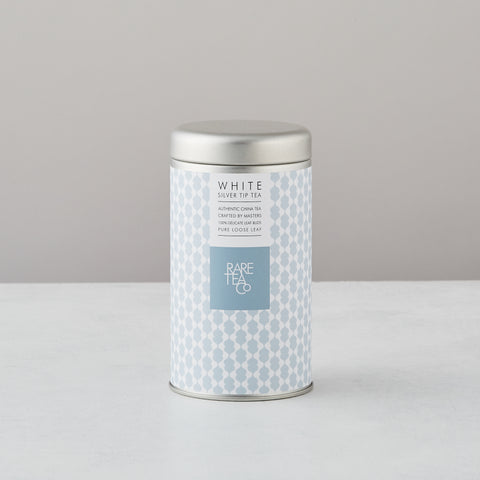 WHITE SILVER TIP TEA