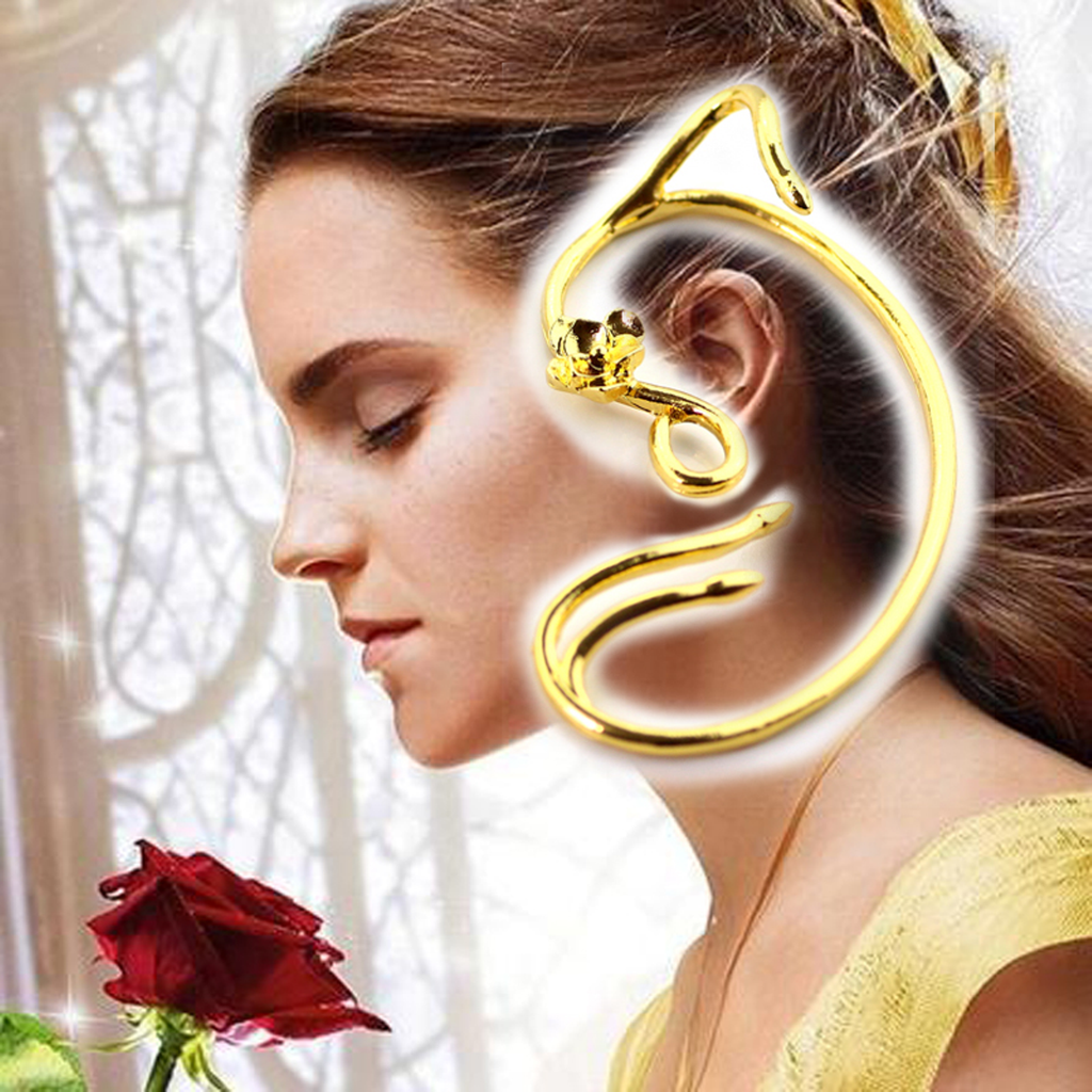 dainty beast p cuff is the ballroom beauty s earrings ear belle where have must to this from around because buy scene a belles item