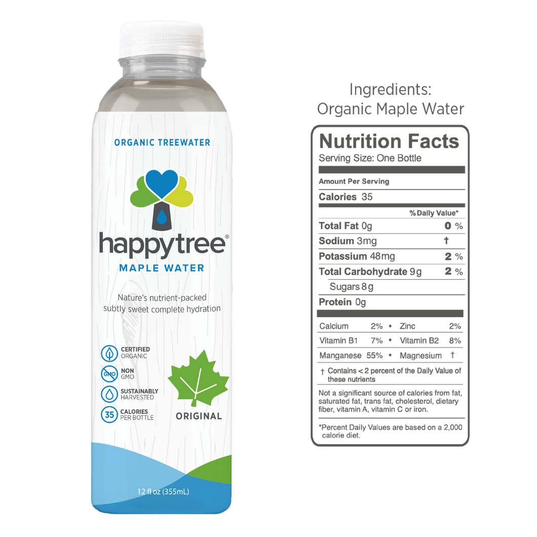 copy of happytree Organic Maple Water