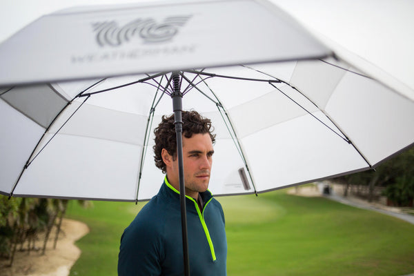 Weatherman Launches Industry-Changing Golf Umbrella At PGA Merchandise Show