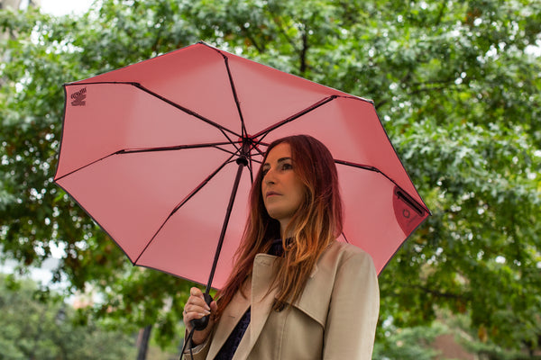 Introducing the Weatherman Travel Umbrella