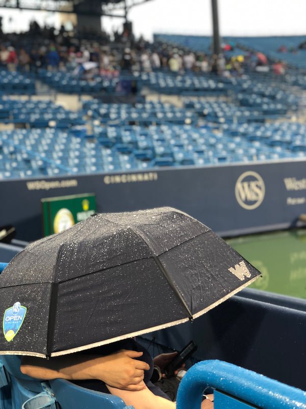 Weatherman Named Official On-Court Umbrella of the 2019 Western & Southern Open