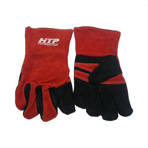 HTP America® Split Leather MIG Welding Gloves