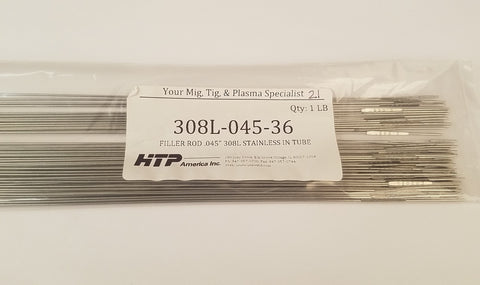 ER308L Stainless Steel TIG Filler Rod