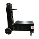 Heavy-Duty Welding Cart for HTP America® Pro Pulse™ 300, Invertig™ 313 AC/DC, & Invertig™ 400 AC/DC