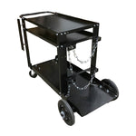 Welding Cart for HTP America® Pro Pulse™ 300, Invertig™ 313 AC/DC, & Invertig™ 400 AC/DC