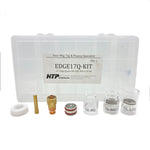 EDGE® Quartz Cup Kit for 17, 18, and 26 Series TIG Torches