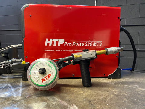25' Spool Gun for HTP America® Pro Pulse™ 220 MTS Welders
