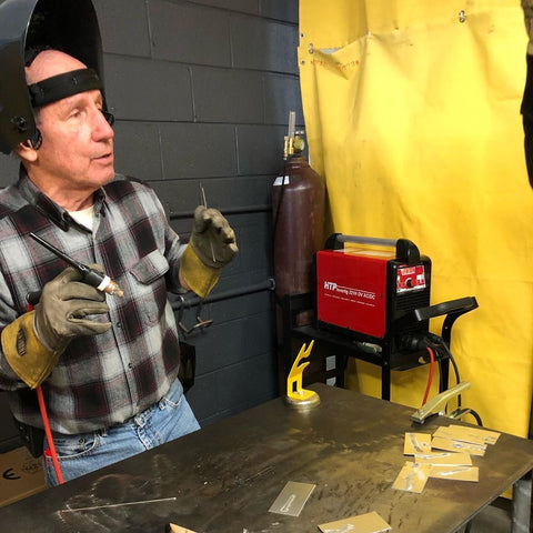 """Introduction to TIG Welding"" Classes - SOLD OUT"