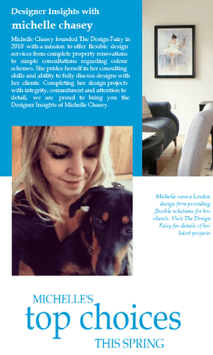Designer Insights with Michelle Chasey