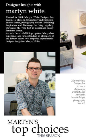 Designer Insights with Martyn White
