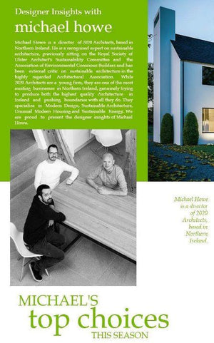 Designer Insights with Michael Howe & 2020 Architects