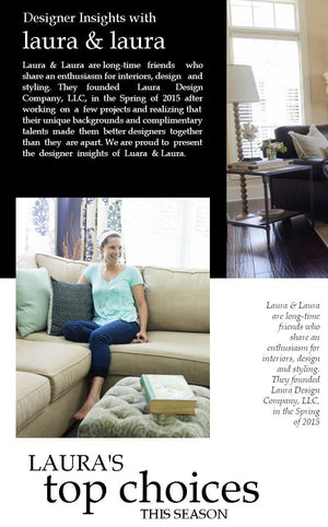 Designer Insights with Laura Design Co
