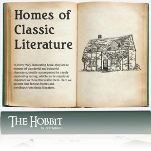 Homes Of Classic Literature