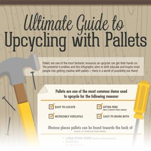 Guide To Upcycling With Pallets