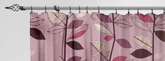 Purple Bedroom Curtains View Purple Curtains Now Terrys Fabrics