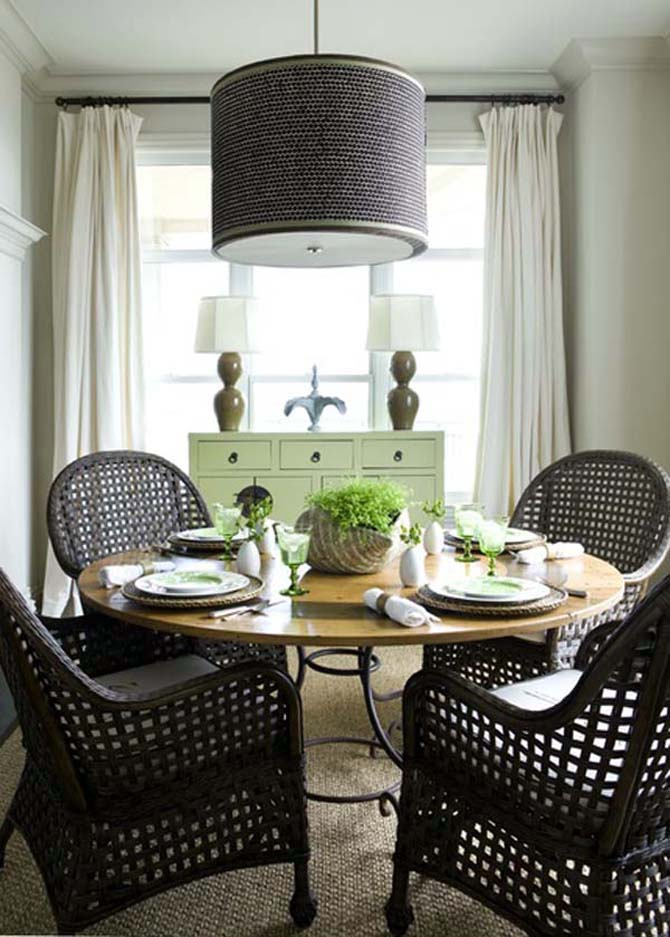 Budget friendly dining room ideas for small spaces terrys fabrics 39 s blog - Small space dining room ideas image ...