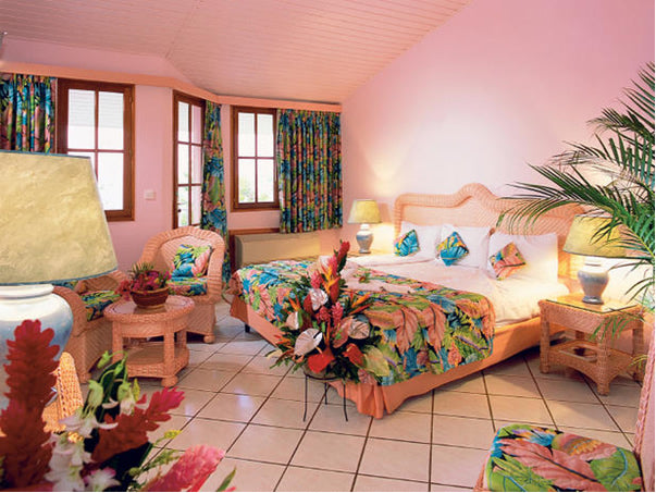 Friday Faux Pas: Truly Tropical