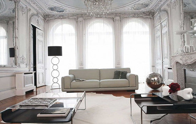 But Then I Would Choose To Keep The Interior Very Modern For Me Its An Ideal Match Think This Help Balance Between Old And