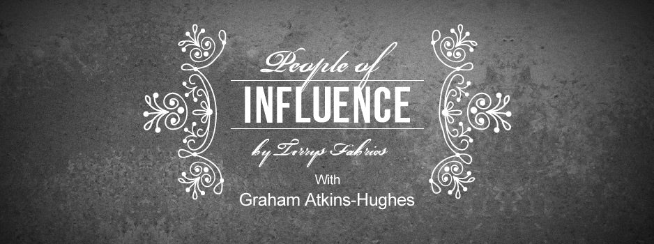 Interview with Graham Atkins-Hughes