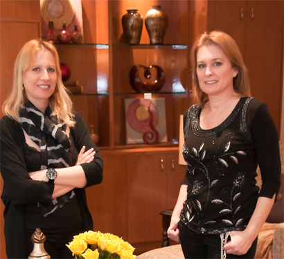 Dafna and Debra present Classica Decor
