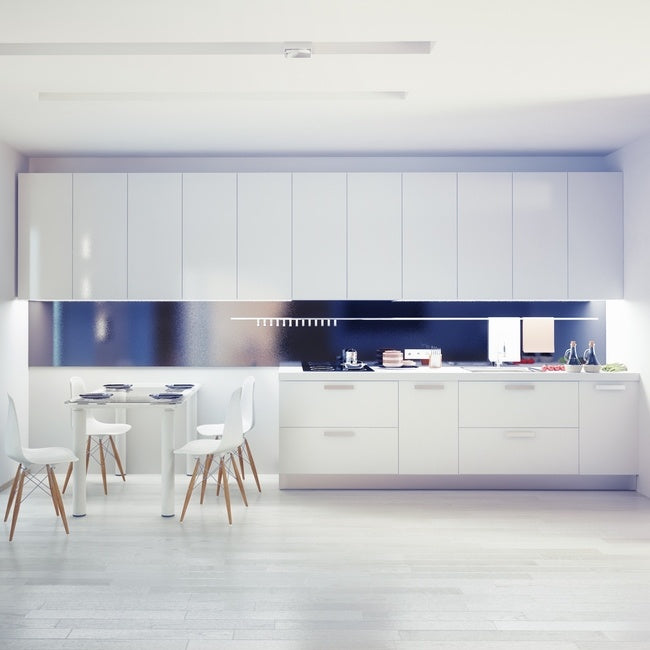 Contemporary kitchens are sleek and sophisticated.