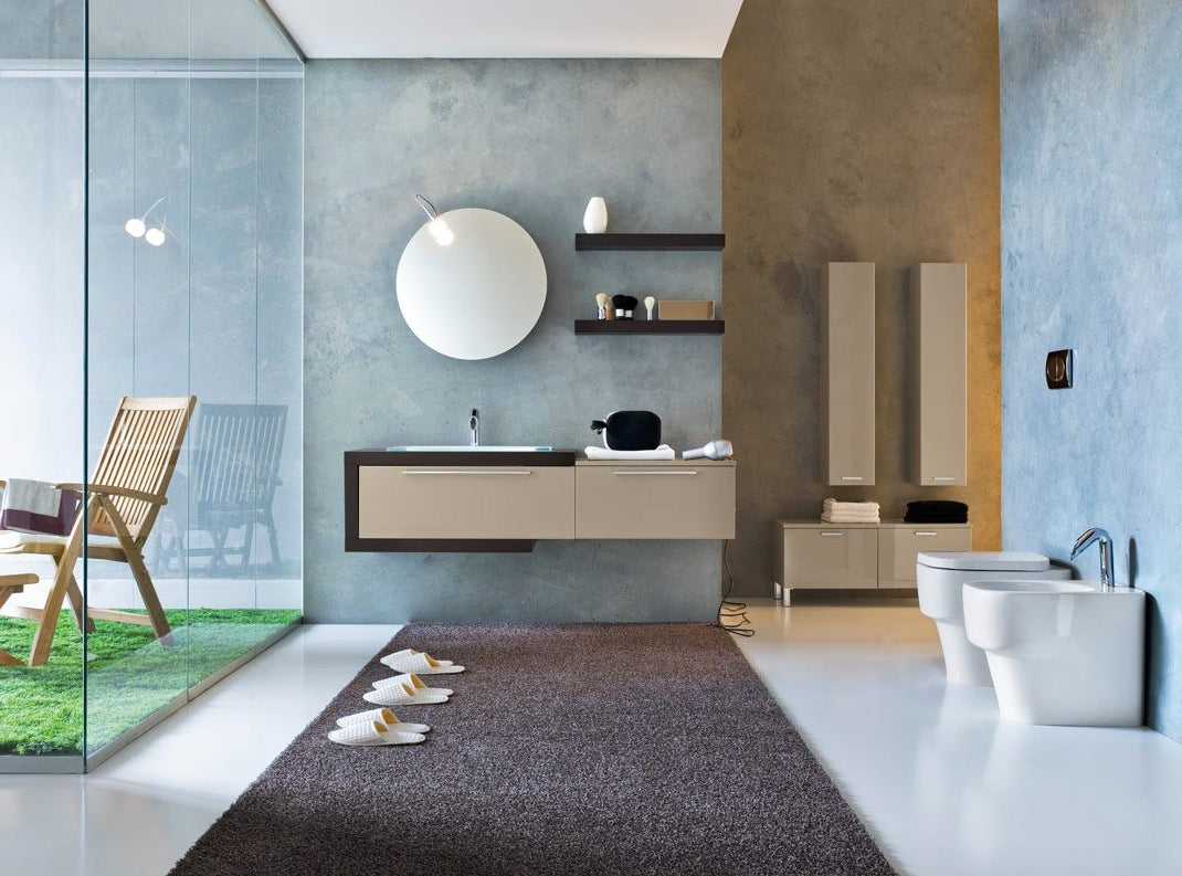blue bathroom | bedroom and living room image collections