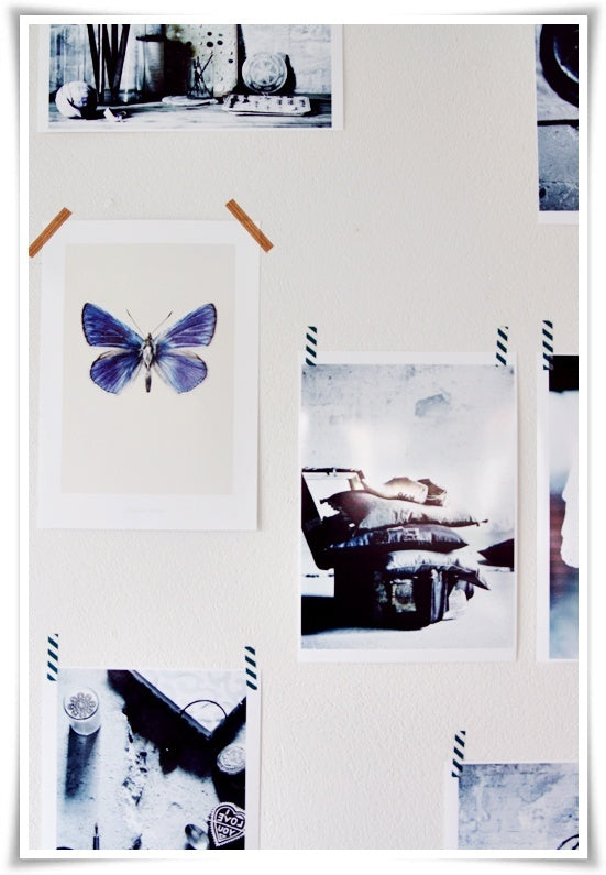 Decorating with Instagram