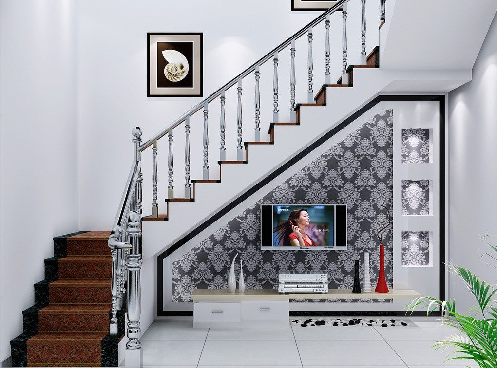 Inspirational Space Saving Solutions For Your Stairs