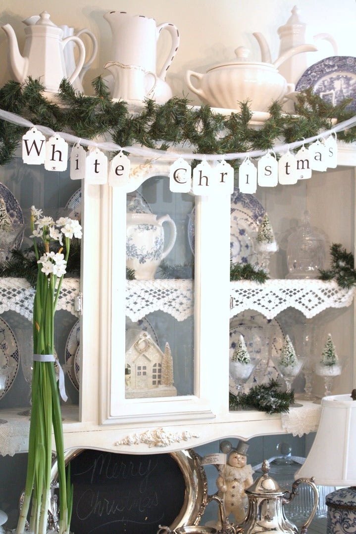 shabby chic home decor blog shabby chic christmas home decor 13052