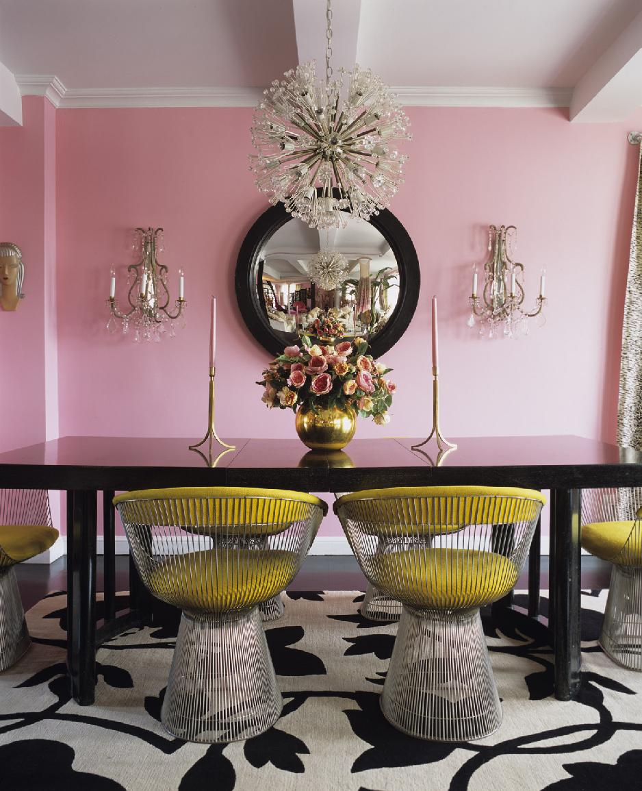 15 dining room tables to wow your guests terrys fabrics for Funky dining room ideas