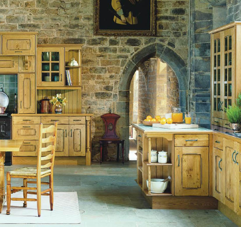 21 Amazing Country Kitchens