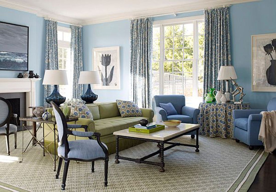 Blue Lounge Ideas Terrys Fabrics 39 S Blog
