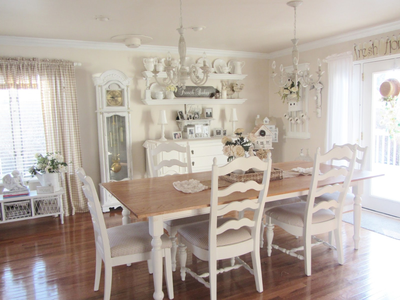 White Dining Room Ideas Terrys Fabrics 39 S Blog