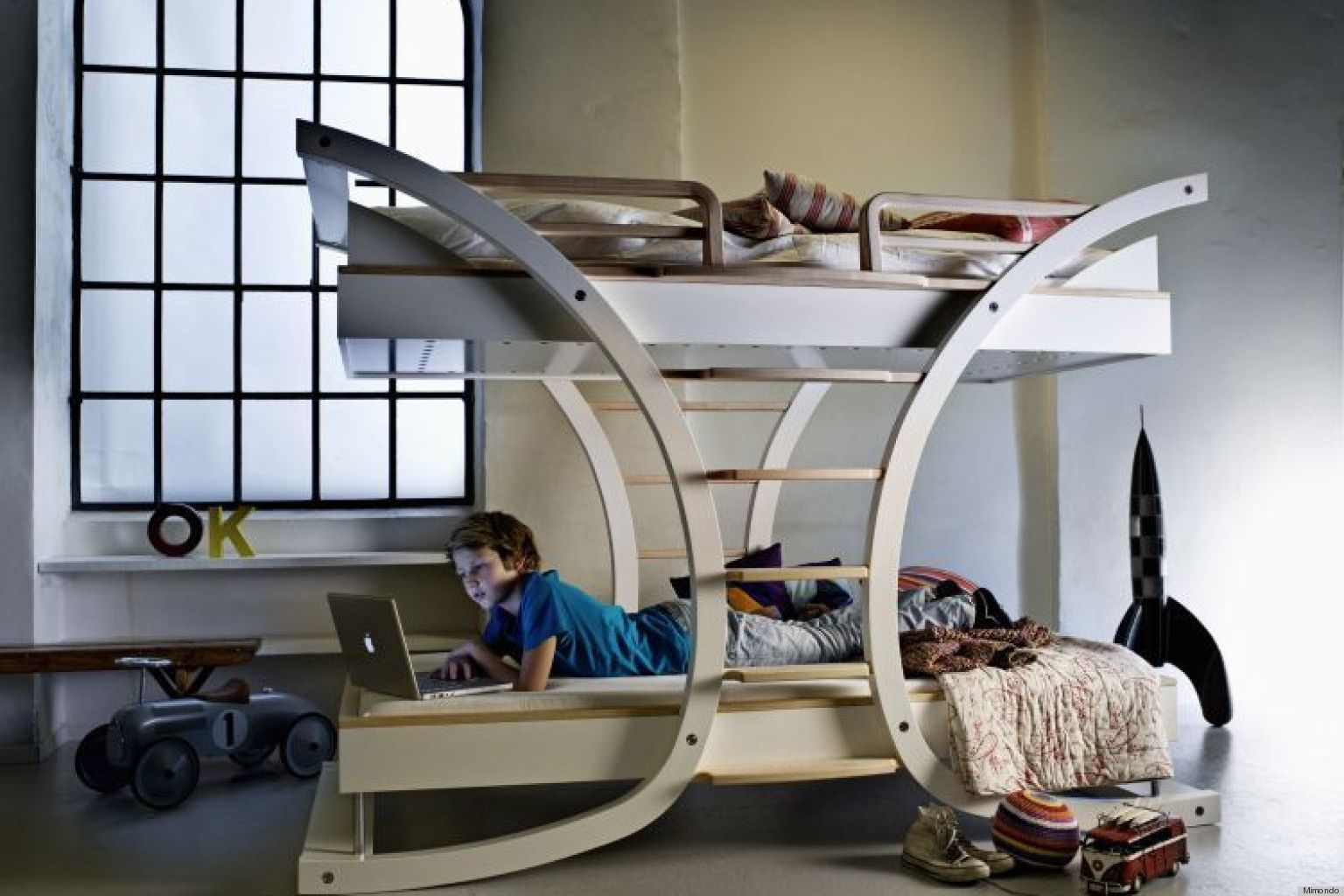 amazing boys bedroom bunk beds | 13 Amazing Bunk Beds For Kids and Adults
