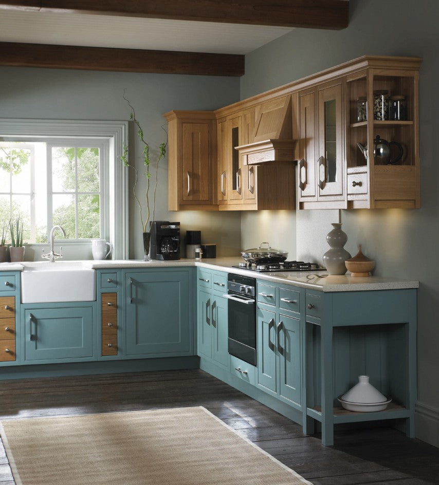 Blue Kitchen Ideas ? Terrys Fabrics's Blog