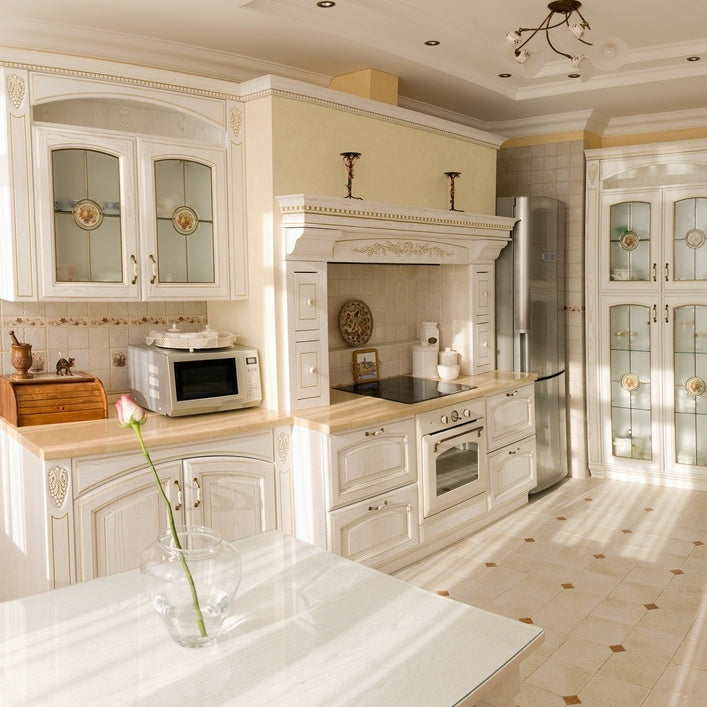 Cream Kitchen Ideas