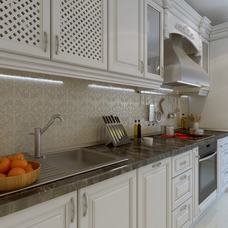 Cream kitchen neutral designs cabinets ideas home design for Kitchen designs cream cabinets