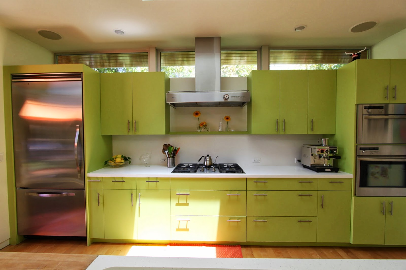Green Kitchen Ideas ? Terrys Fabrics's Blog