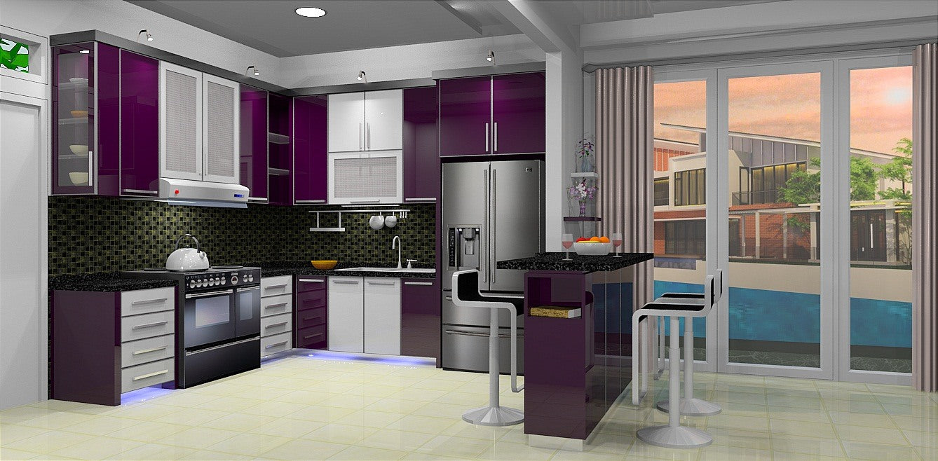 purple kitchen ideas terrys fabrics 39 s blog