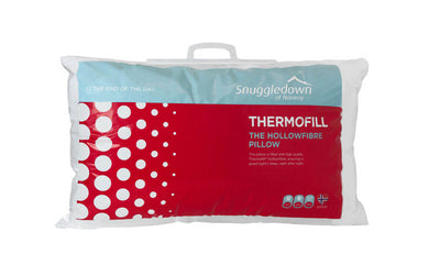 Thermofil pillows in packaging